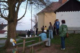 2005 Stavění máje v Květné