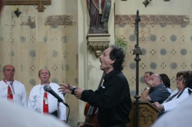 2011 Letní koncert v kostele