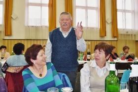 2013 Setkání s důchodci