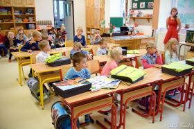 Základní škola v Lukové přivítala sedm prvňáčků_14