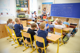 Základní škola v Lukové přivítala sedm prvňáčků_15