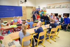 Základní škola v Lukové přivítala sedm prvňáčků_16