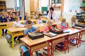 Základní škola v Lukové přivítala sedm prvňáčků_6