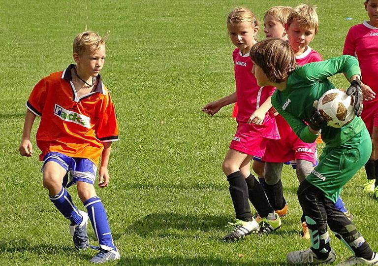 9.9.2018 - Turnaj v minifotbale - Tatenice