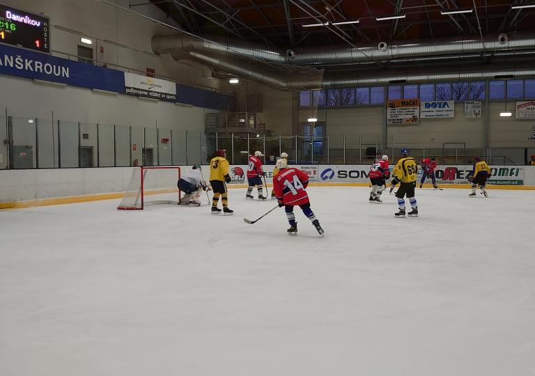 Hokej Luková - Damníkov - 26.12.2019