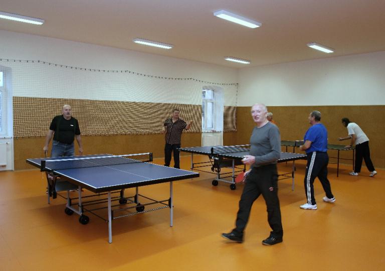 Turnaj ve stolním tenisu v Lukové - 15.12.2018