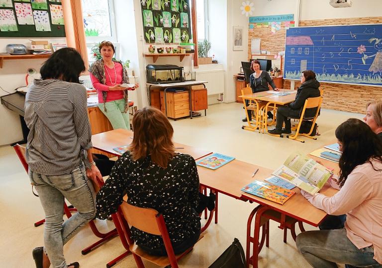 Zápisy do 1. třídy základní školy v Lukové - 11.04.2019
